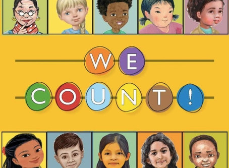 We Count Storytime