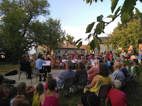 Concertos baroques - Festival de Lussan 2018