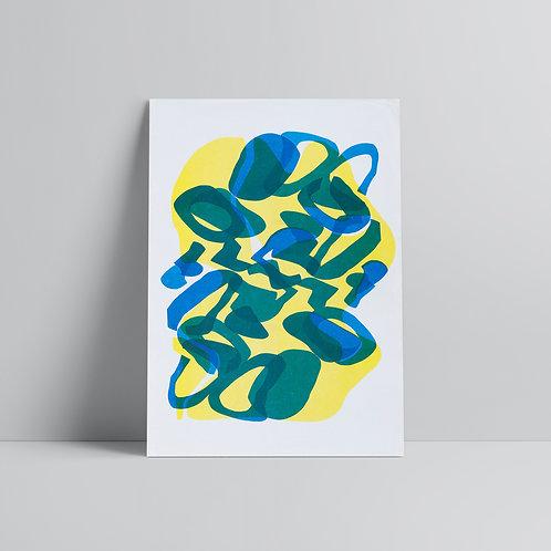 OEOEO - A3 Print