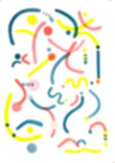 Wiggle Woggle, Riso Print.jpg