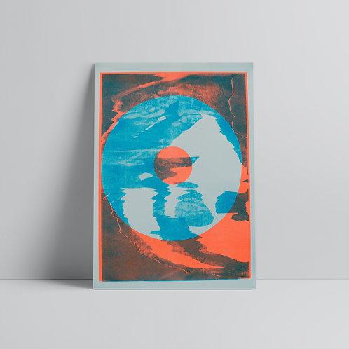 Wish Washer - A3 Print