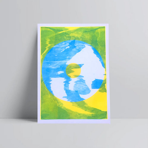 wish washer 2 - A3 print