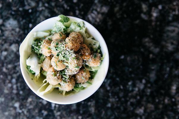 Chef Pirozzi creates delicious authentic Italian meals in his restaurants.