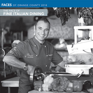 The Face of Fine Italian Dining