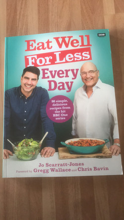 eat well for less cookbook photo