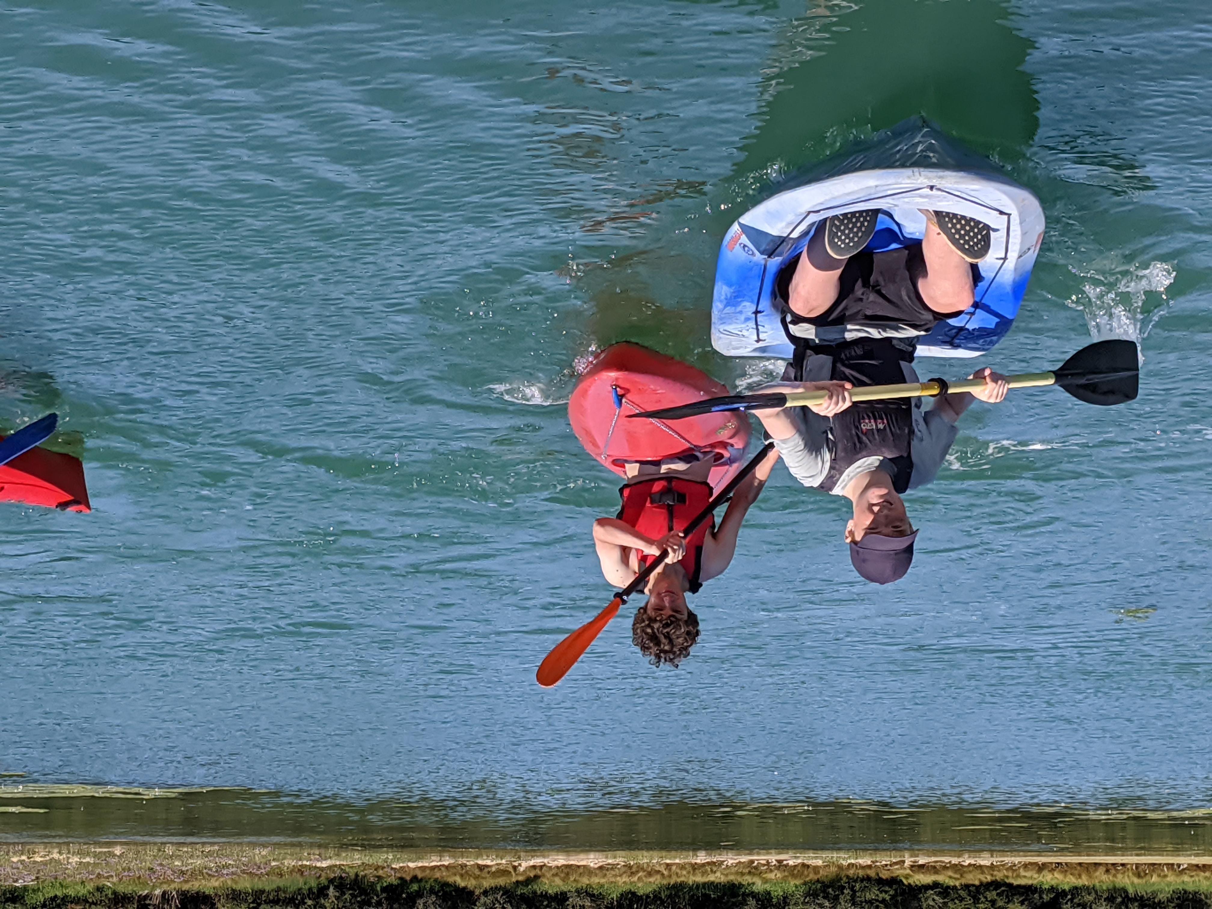 Kayaking July 2020