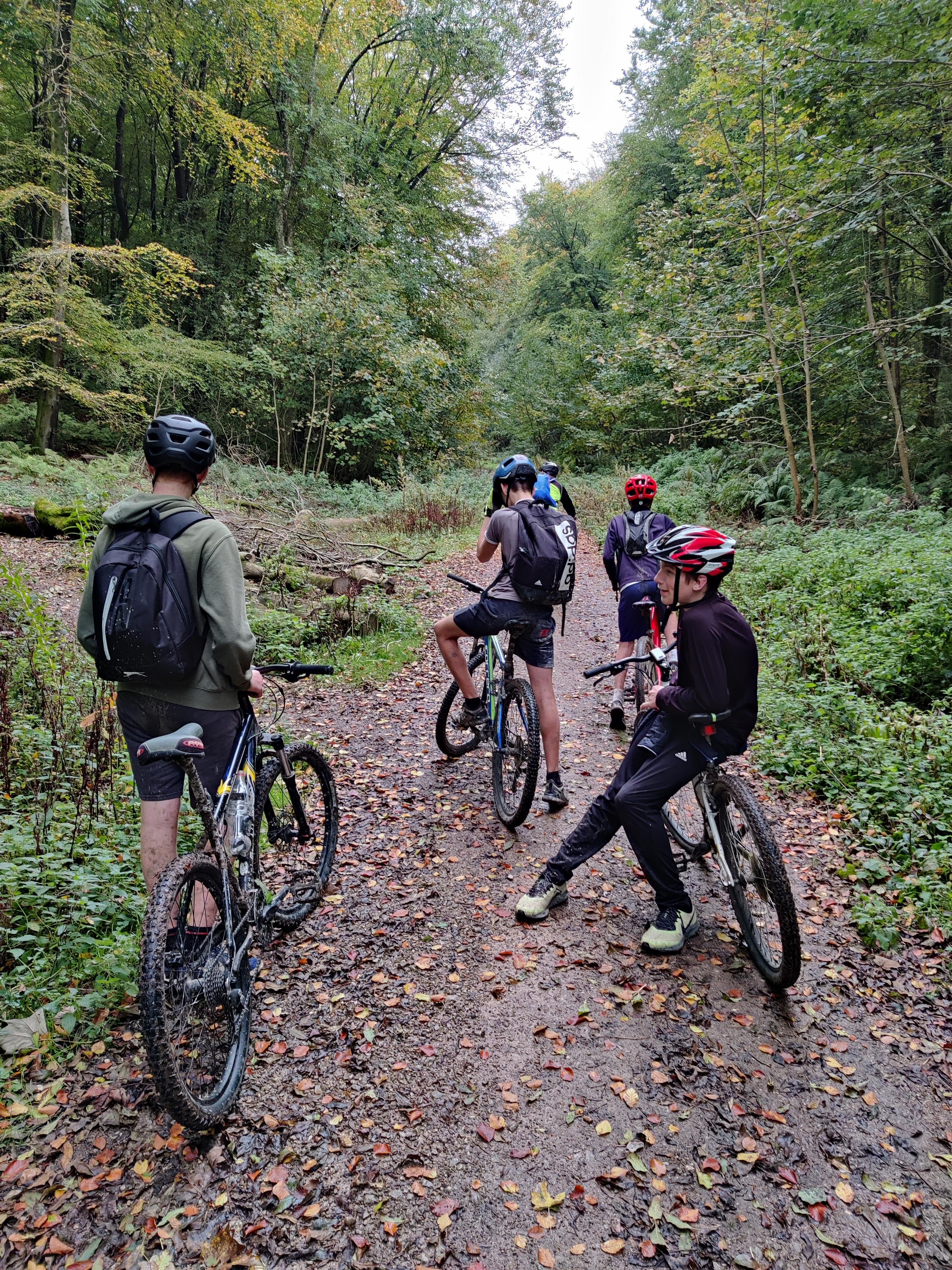 Copy of Mountain Bike Half Term 2