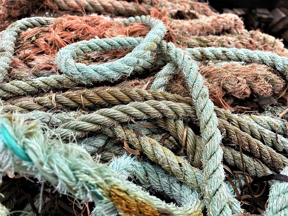 Cordame di bordo Freccia Azzurra