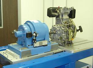 5 HP Engine Dynamometer at ESW America