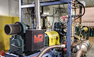Medium-Duty Engine Dynamometer at ESW America