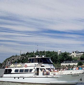 Forfait du Marin avec les Croisières Lachance - Auberge des Dunes - Isle-aux-Grues