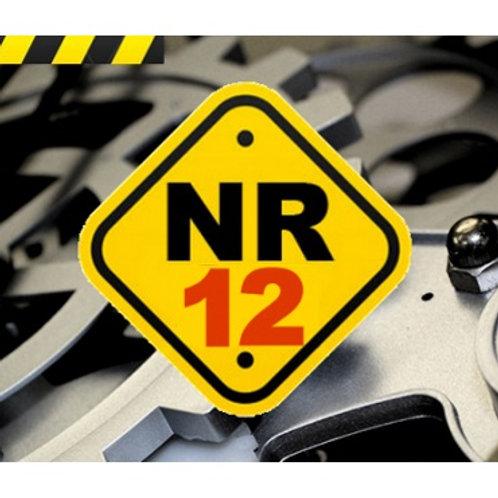 NR-12: Segurança no Trabalho em Máquinas e Equipamentos