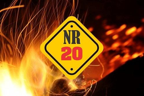 NR-20: Segurança e Saúde no Trabalho com Inflamáveis e Combustíveis