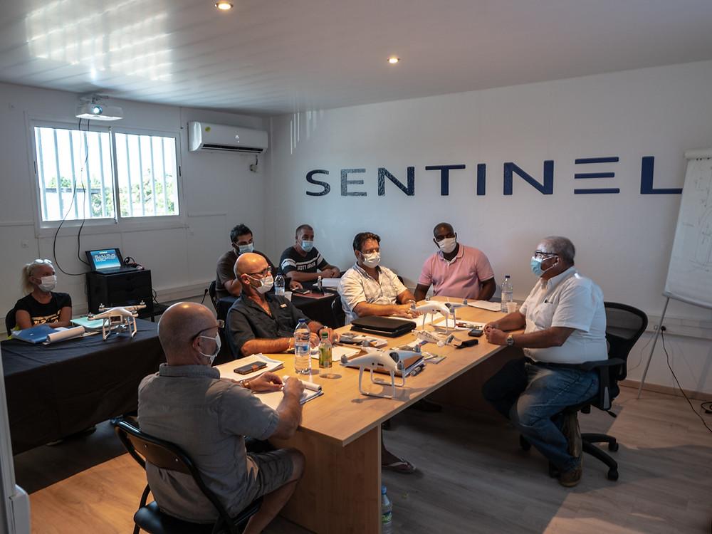 Formation drone pilote, télépilotage de drone professionnel en Guyane, Martinique et Guadeloupe