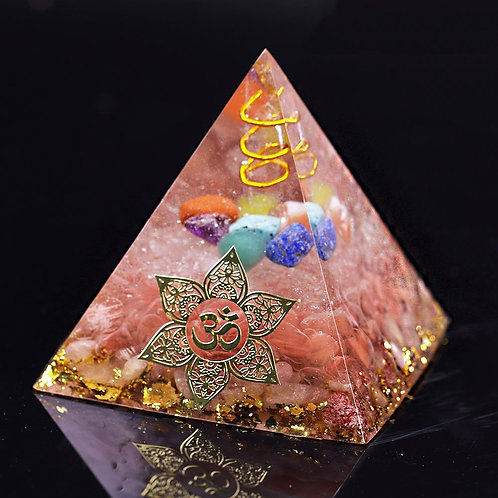 Healing Orgone Powerful Charged Raw Crystals for EMF Protection