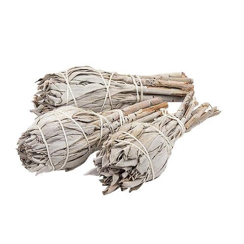 3 Bundles White Sage