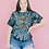 Thumbnail: Beauty From Ashes Isaiah 61:3 Christian Inspirational T Shirts Bible Verse Tee