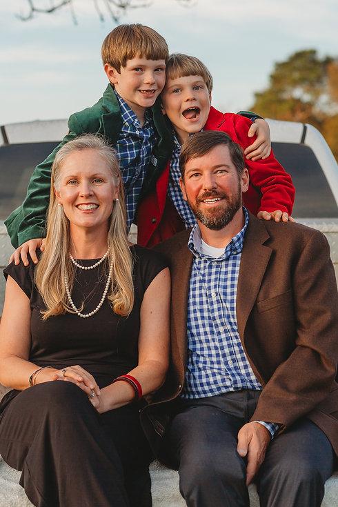 Kedron's Family