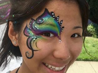 Santa Cruz Face Paint Green Fairy adult.jpg