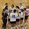 East Varsity Volleyball vs. Pius