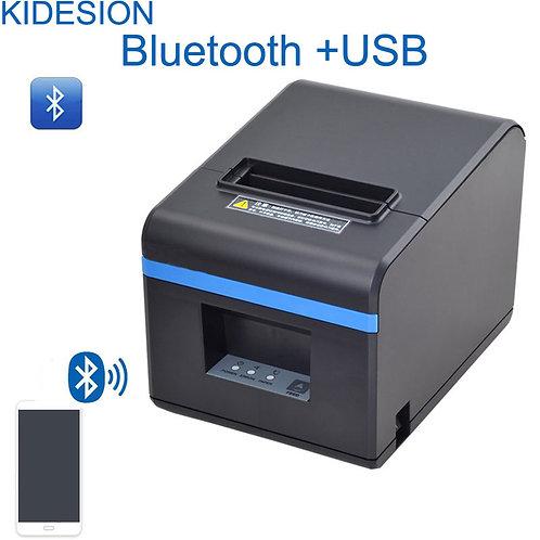 Impressora não fiscal USB, Ethernet, Bluetooth com guilhotina 80mm