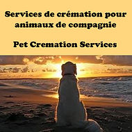 services cremation pour animaux Hawkesbury Ontario