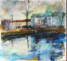 Hjördis Blomberg Konstnär Lidköping