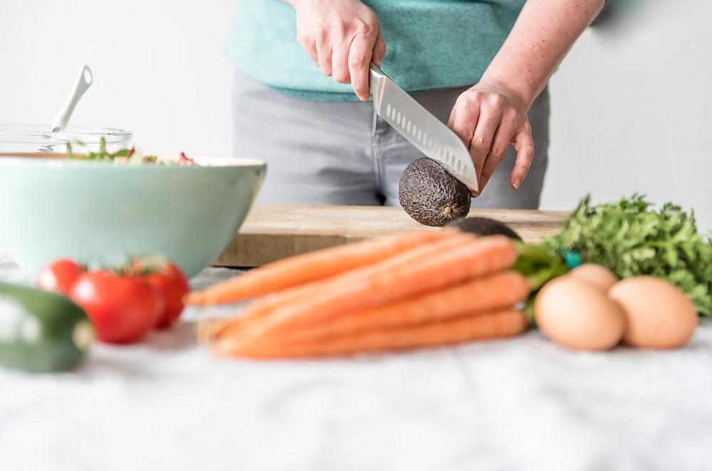 Foodcoach Andrea online voedingsadvies
