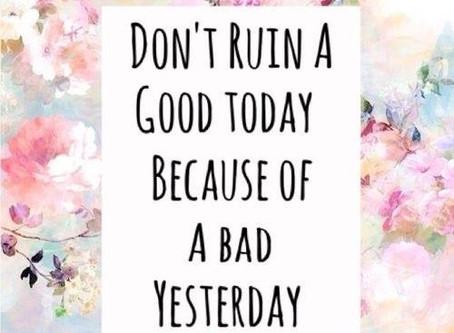 Laat je verleden los!