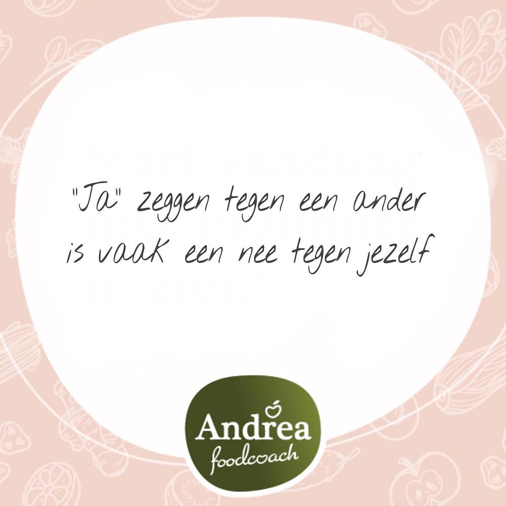 Andrea foodcoach