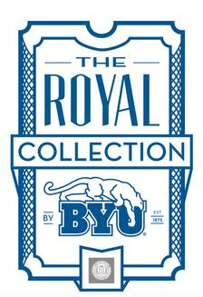BYU Royal Collection Logo