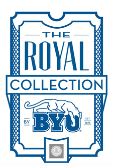 BYU Royal Collection Logo