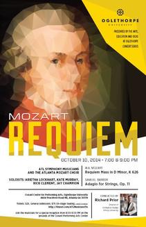 ATL Symphony Musicians: Mozart Requiem Concert