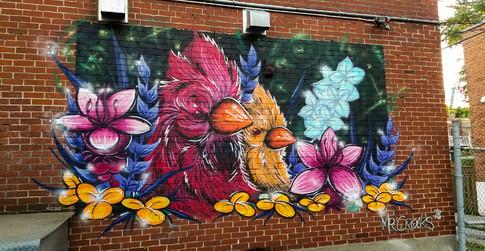 Murale SODER