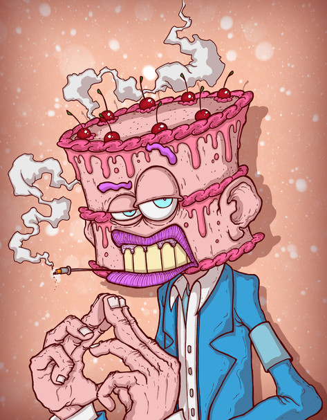 Tronche de Cake