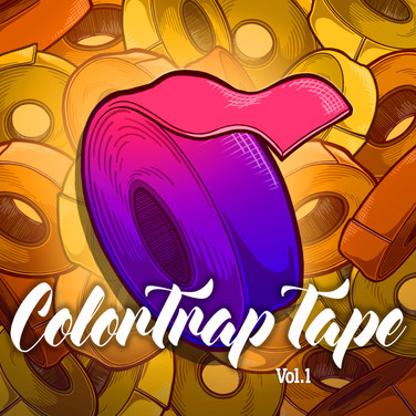 COLOR TRAP TAPE