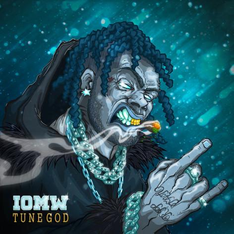 TUNEGOD ALBUM COVER