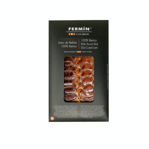 Fermin Lomo Iberico Bellota, Sliced Ham 2 oz.