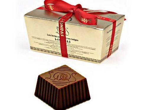Leonidas Carre Croquant Milk Chocolate