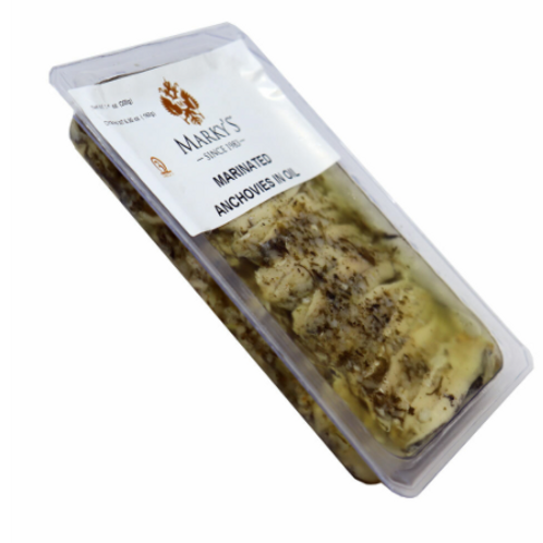White Anchovies in EVOO, 7 oz