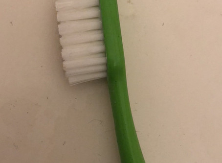 Soft Touch -The Lowly Toothbrush