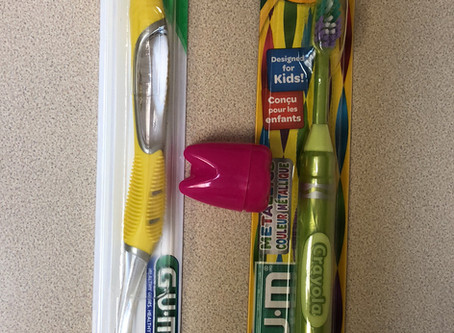 Brushing Your Teeth Like A Dentist....
