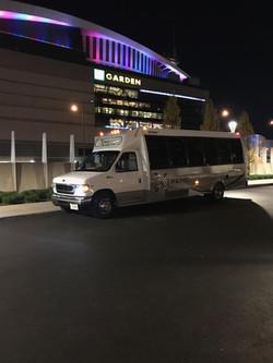 Bus Picture TD Garden