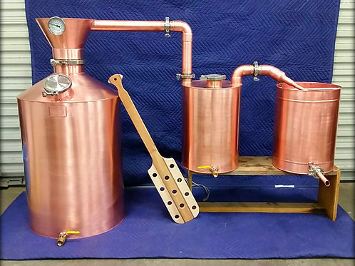 40 Gallon Burner/Electric Traditional Still DEPOSIT ONLY
