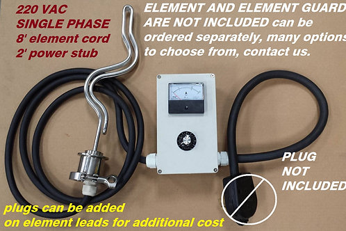 Heater Controller - With Element and Element Guard
