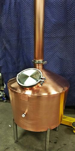 30 Gallon all copper still
