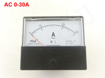 PANEL METER 30 A  - Replacement