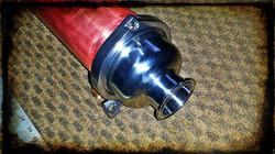 Copper Gatling Gun Condenser