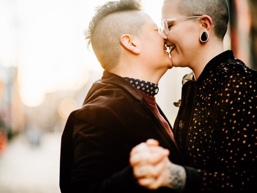 The Perks of Having a Queer Photographer