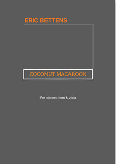 Coconut Macarron